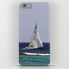 Sail Boat iPhone 6s Plus Slim Case