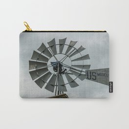 U.S. Wind Engine and Pump Company Model B Windmill Batavia Illinois Carry-All Pouch