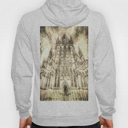 York Minster Cathedral Vintage Hoody