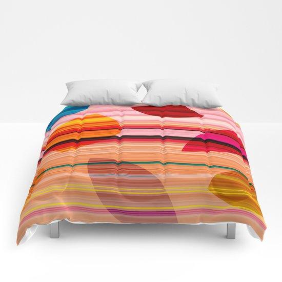 summerstripes Comforters