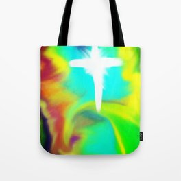 Rapture... a new beginning Tote Bag