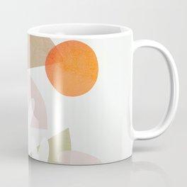 Minimal Autumnal Dance 1 Coffee Mug