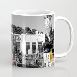 Tibidabo  Coffee Mug