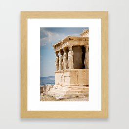 Athena's Ladies Framed Art Print