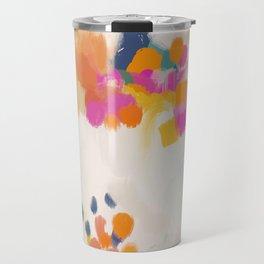 Abstract- Fall Colours Travel Mug