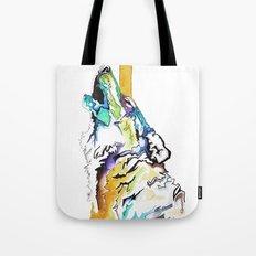 Spirt Wolf I Tote Bag