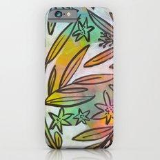 Painted Jungle iPhone 6s Slim Case
