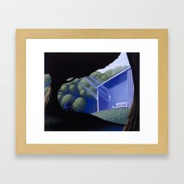 Casualties of the New Dawn Framed Art Print