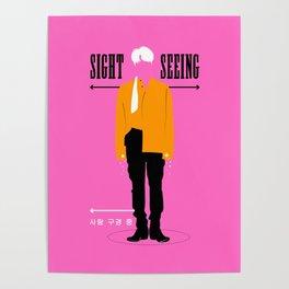 Jonghyun - Sightseeing Poster