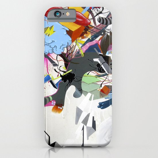 I blame the radio waves iPhone & iPod Case