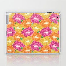Paper Cut Floral Laptop & iPad Skin