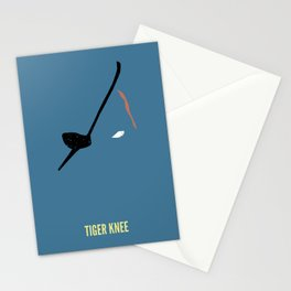 Sagat - Tiger Stationery Cards
