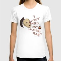 zuko T-shirts featuring Calming Tea by Allicyn's Art