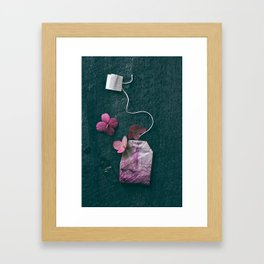 The Art of Tea II Framed Art Print