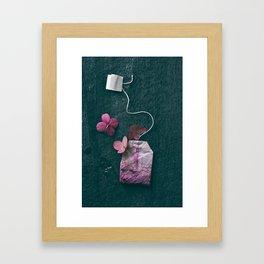The Art of Tea II Framed Art Print