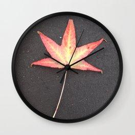 Starfire Wall Clock