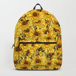 Magical flora #8 Backpack