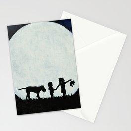 Moonlight Adventures Stationery Cards