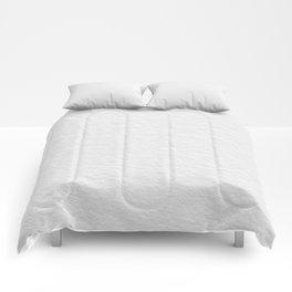 White Paper Comforters