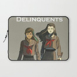 delinquent korrasami Laptop Sleeve