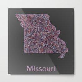 Missouri Metal Print
