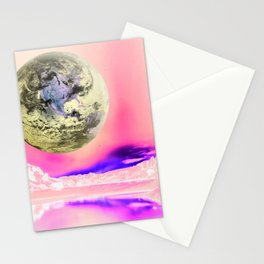 Do You Think There Is Intelligent Life On Earth? Stationery Cards