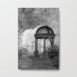 The Gazebo Metal Print
