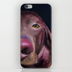 I've Got An Eye On You iPhone & iPod Skin