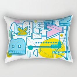 BKLYN Rectangular Pillow