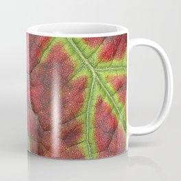 Vine leaf details Coffee Mug