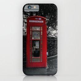 Portobello Road London iPhone Case