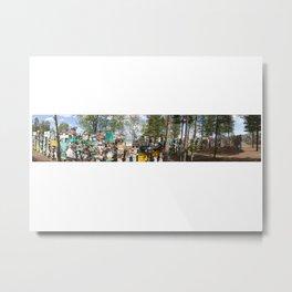 Watson Lake Metal Print