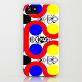 BLIND DATE iPhone Case