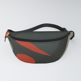 Just abstract Fanny Pack