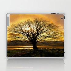 Tree of Fire Laptop & iPad Skin