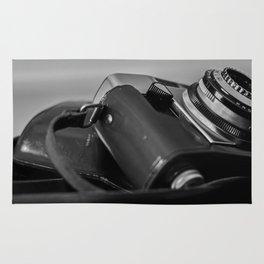 vintage camera culture_1 Rug