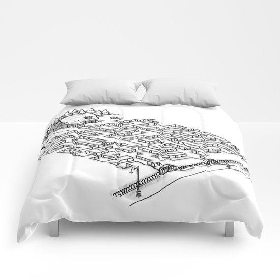 Antisocial Comforters