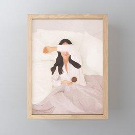 Coffee Lover Framed Mini Art Print