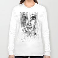 leah flores Long Sleeve T-shirts featuring LEAH by EDEN