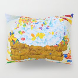Still Life with Fruity Pebbles French Toast Pillow Sham