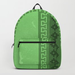 Green in the Andes Backpack