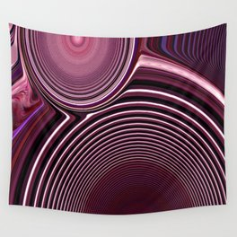 Abstract Creation by Robert S. Lee Wall Tapestry