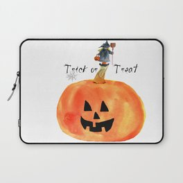 Trick or Treat Laptop Sleeve