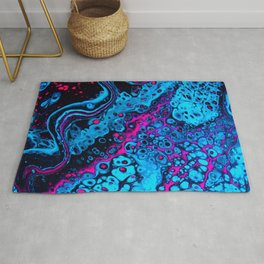 Blacklight Rug