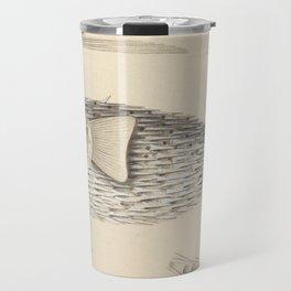 Naturalist Pufferfish Travel Mug