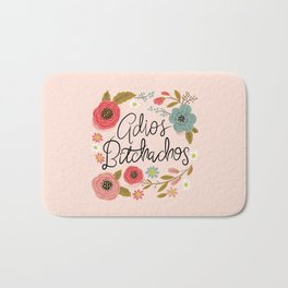 Pretty Swe*ry: Adios Bitchachos Bath Mat