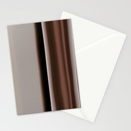 Ombre Brown Earth Tones Stationery Cards