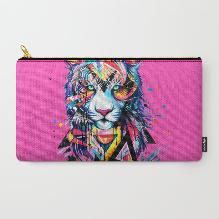 -Tiger - Carry-All Pouch