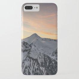 Peaks II iPhone Case