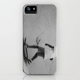 skateboard 1 iPhone Case